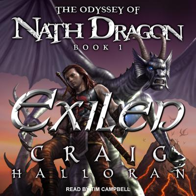 Exiled Audiobook, by Craig Halloran