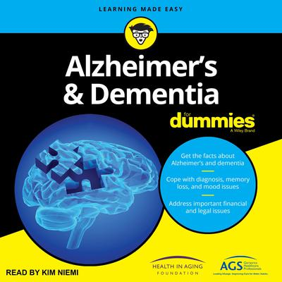 Alzheimer's and Dementia for Dummies Audiobook, by