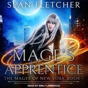 Mage's Apprentice Audiobook, by Sean Fletcher