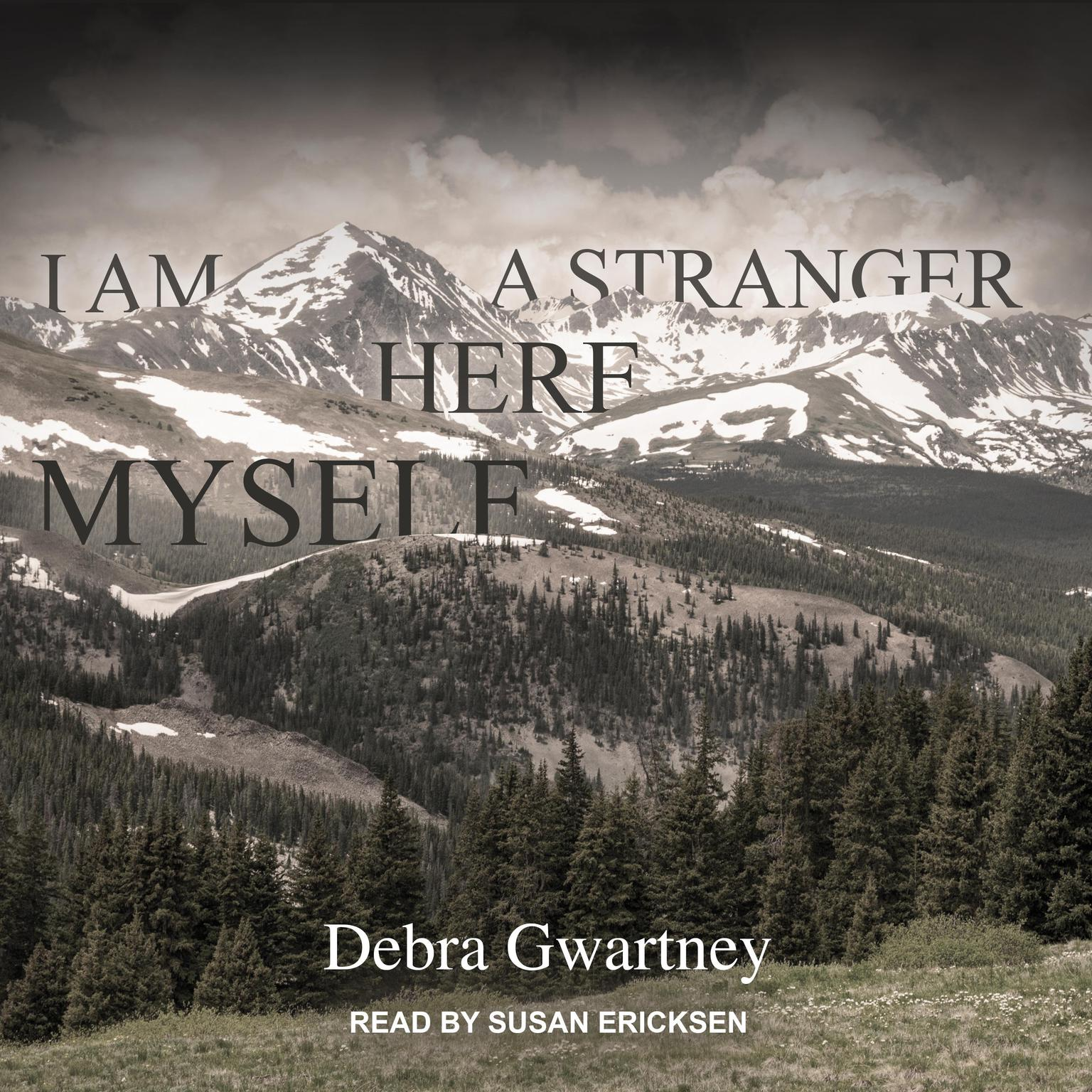 Printable I Am a Stranger Here Myself Audiobook Cover Art