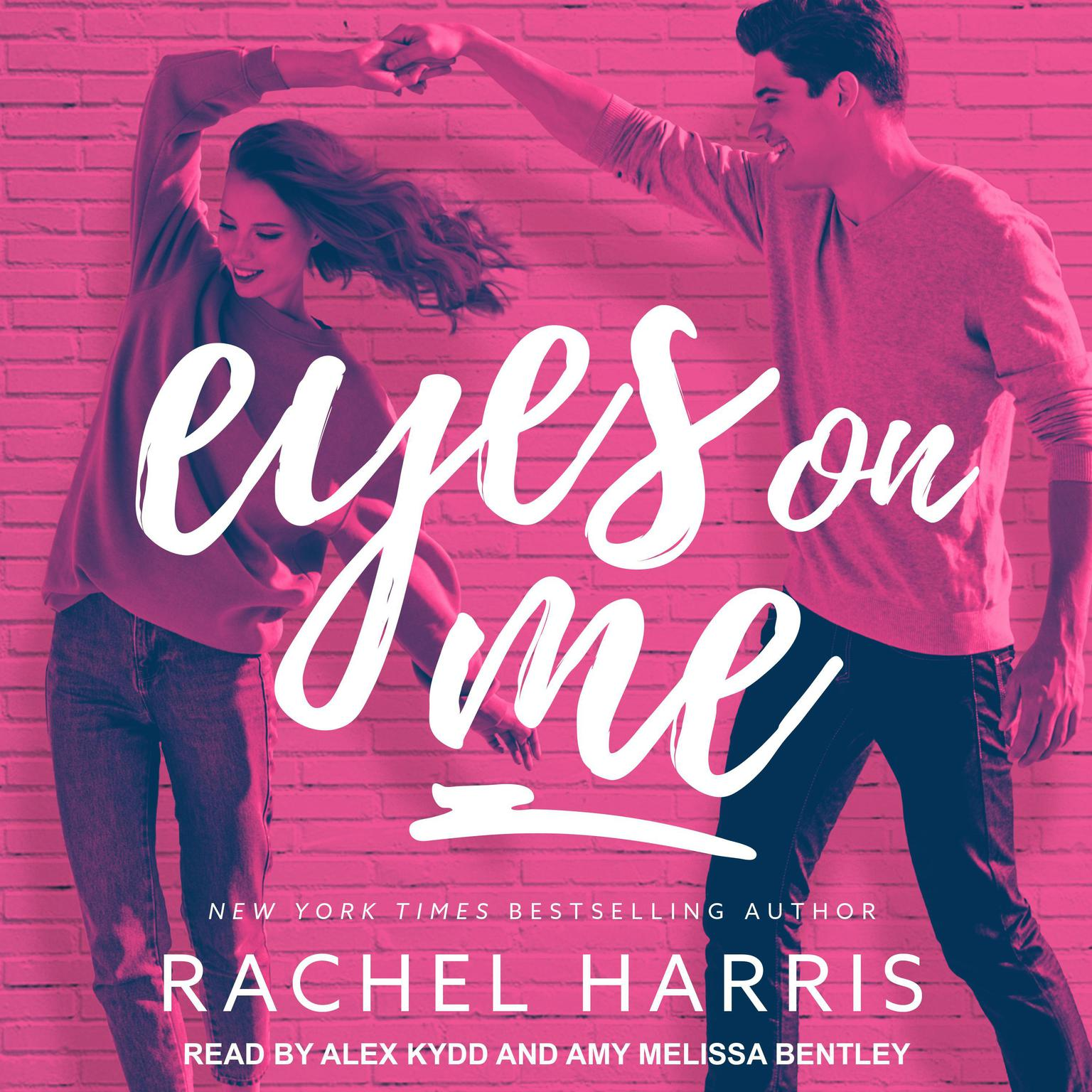 Printable Eyes on Me Audiobook Cover Art