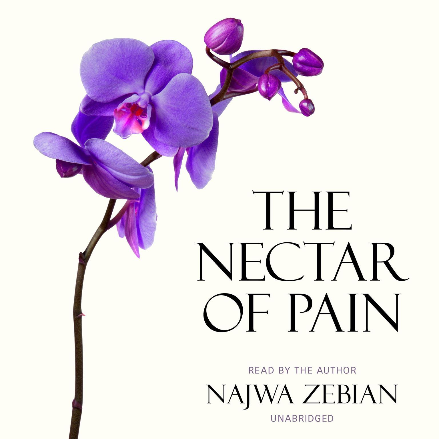 Printable The Nectar of Pain Audiobook Cover Art
