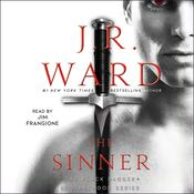 The Sinner Audiobook, by J. R. Ward