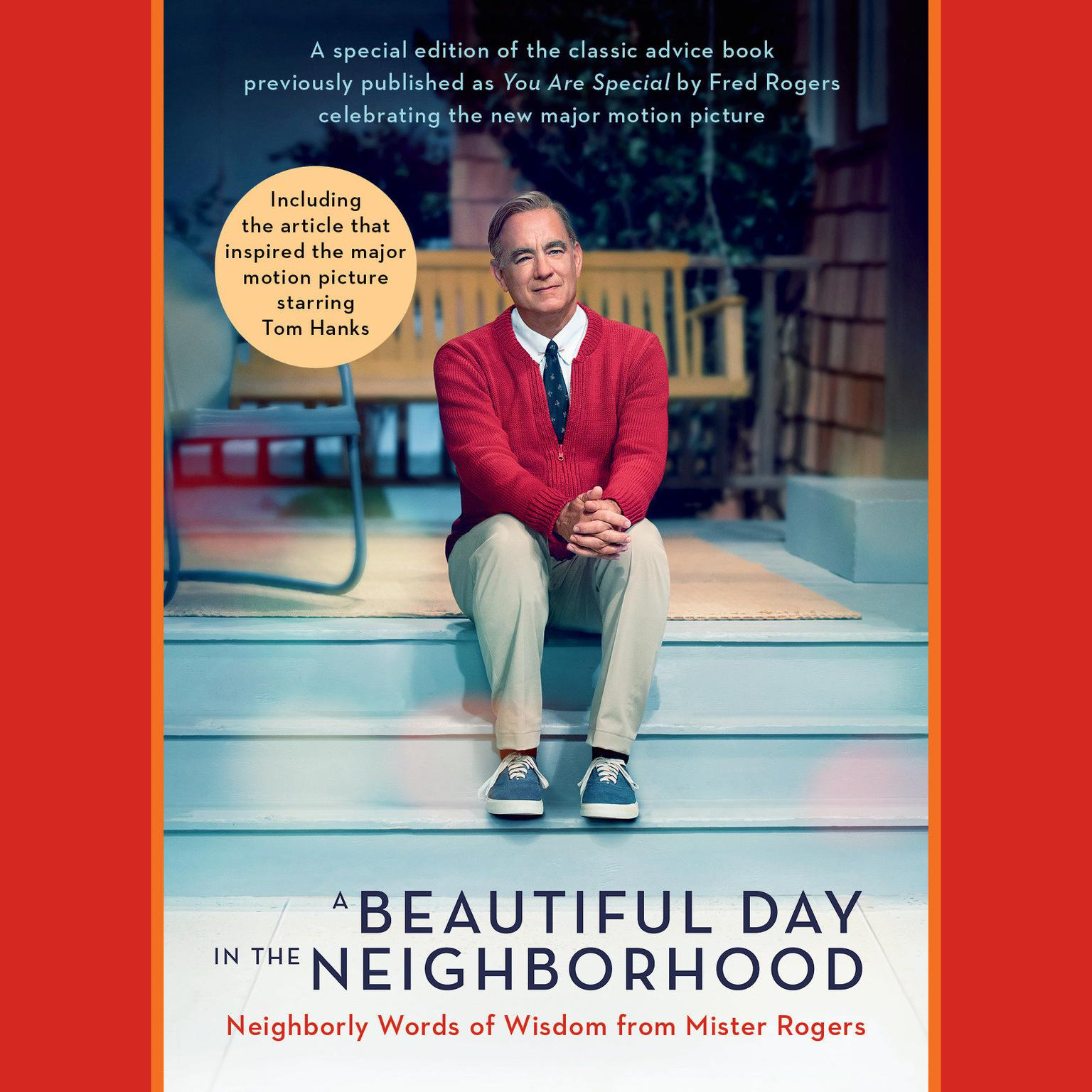 Printable A Beautiful Day in the Neighborhood (Movie Tie-In): Neighborly Words of Wisdom from Mister Rogers Audiobook Cover Art