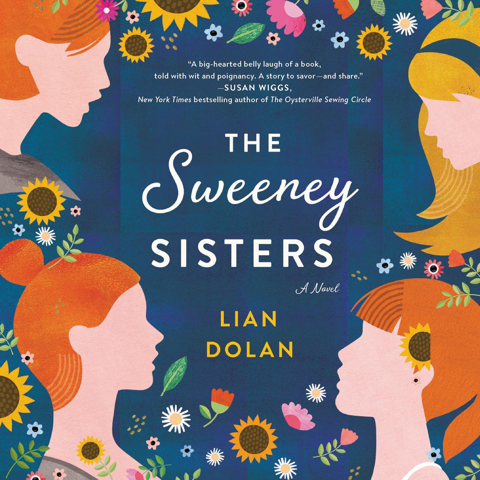 Printable The Sweeney Sisters: A Novel Audiobook Cover Art