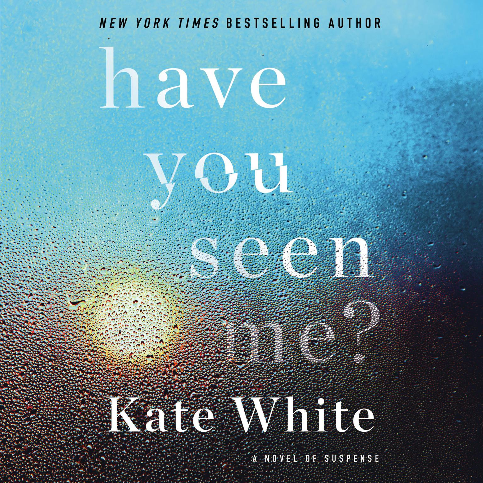 Printable Have You Seen Me?: A Novel of Suspense Audiobook Cover Art