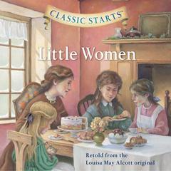 Little Women Audiobook, by Louisa May Alcott, Deanna McFadden