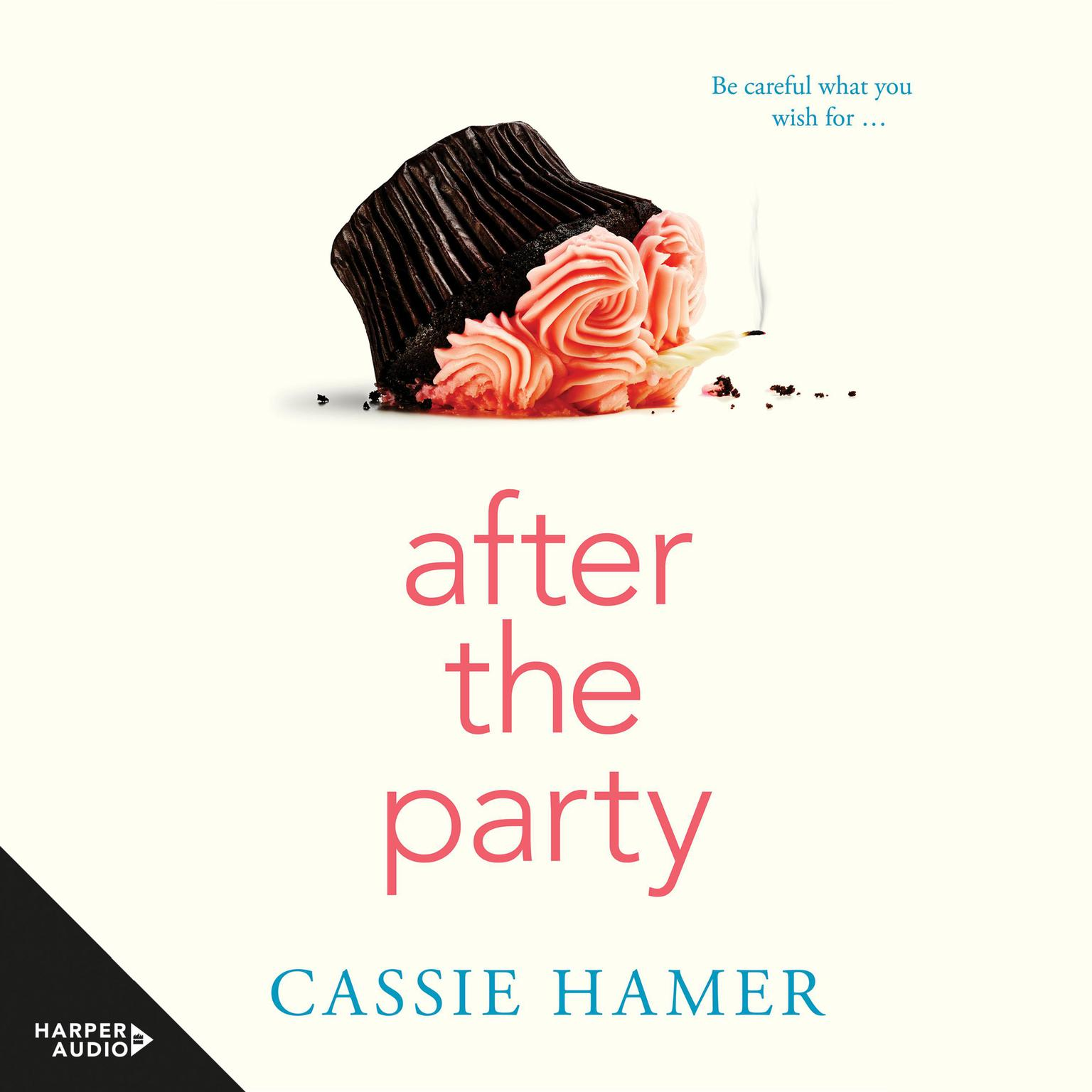Printable After the Party Audiobook Cover Art