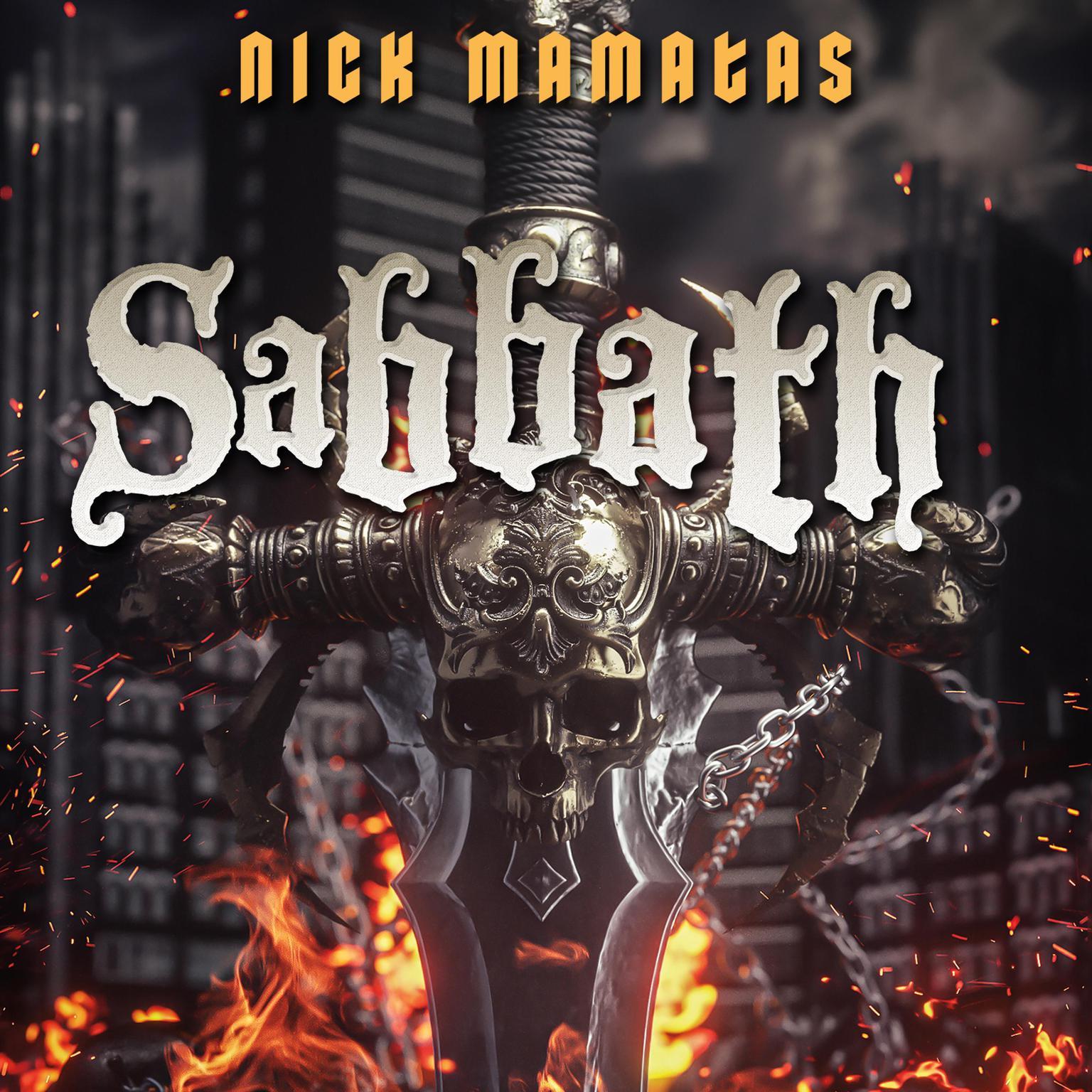 Sabbath Audiobook, by Nick Mamatas