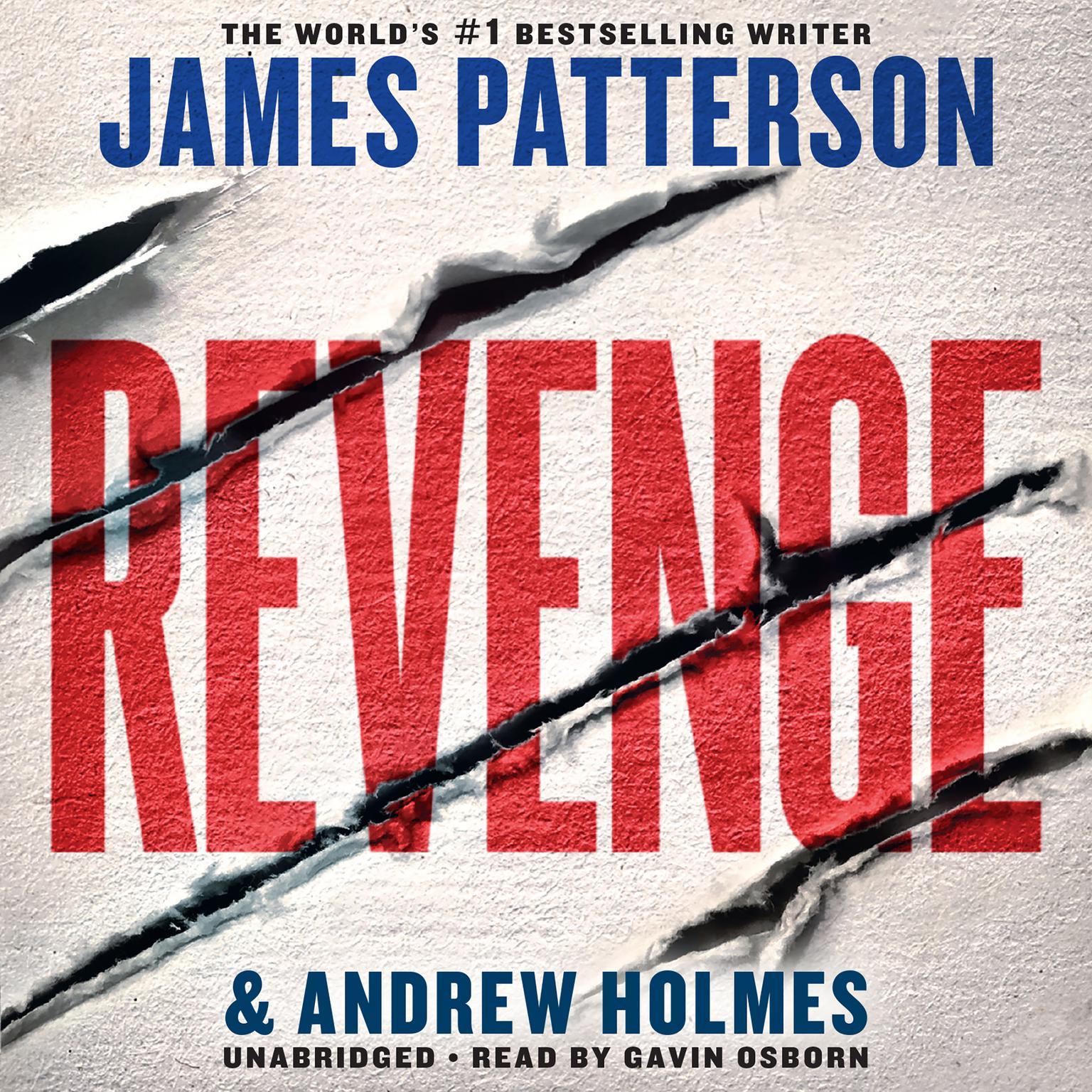 Printable Revenge Audiobook Cover Art