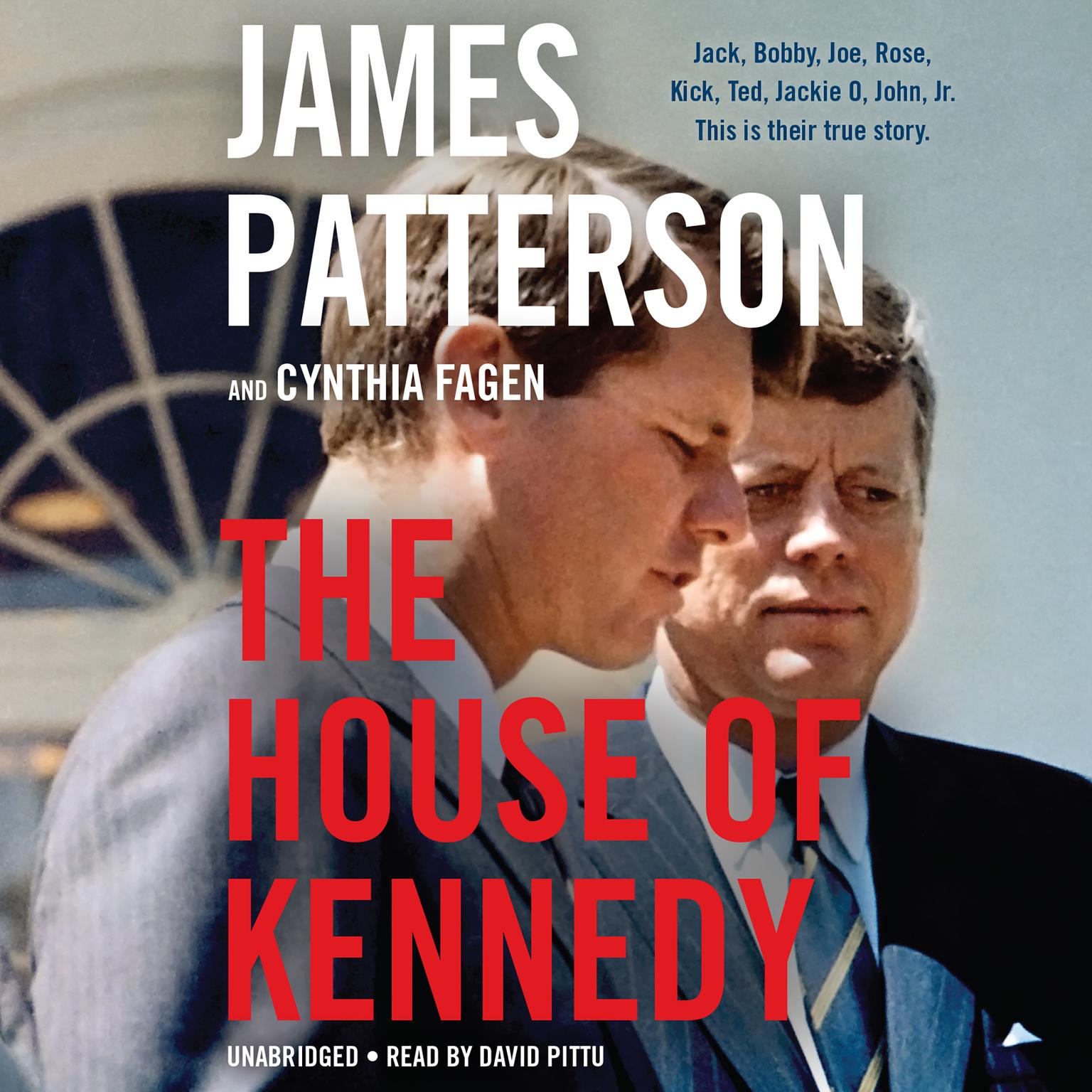 Printable The House of Kennedy Audiobook Cover Art