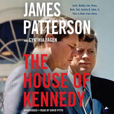 The House of Kennedy Audiobook, by James Patterson