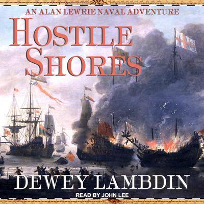 Hostile Shores Audiobook, by Dewey Lambdin