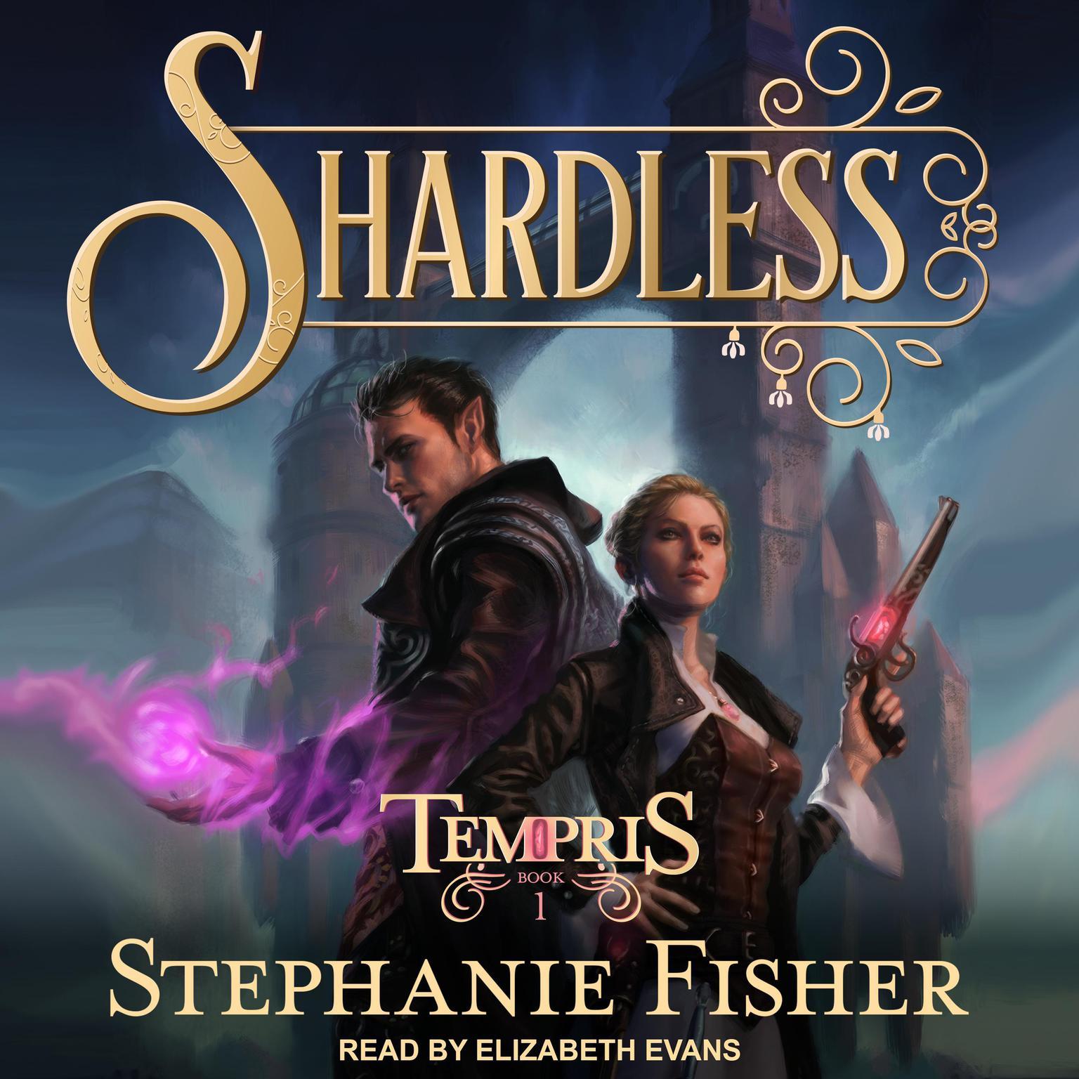 Shardless Audiobook, by Stephanie Fisher