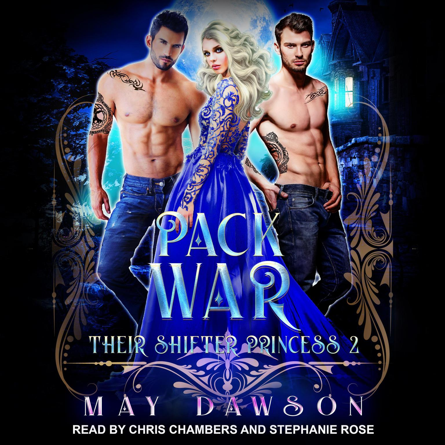 Pack War Audiobook, by May Dawson