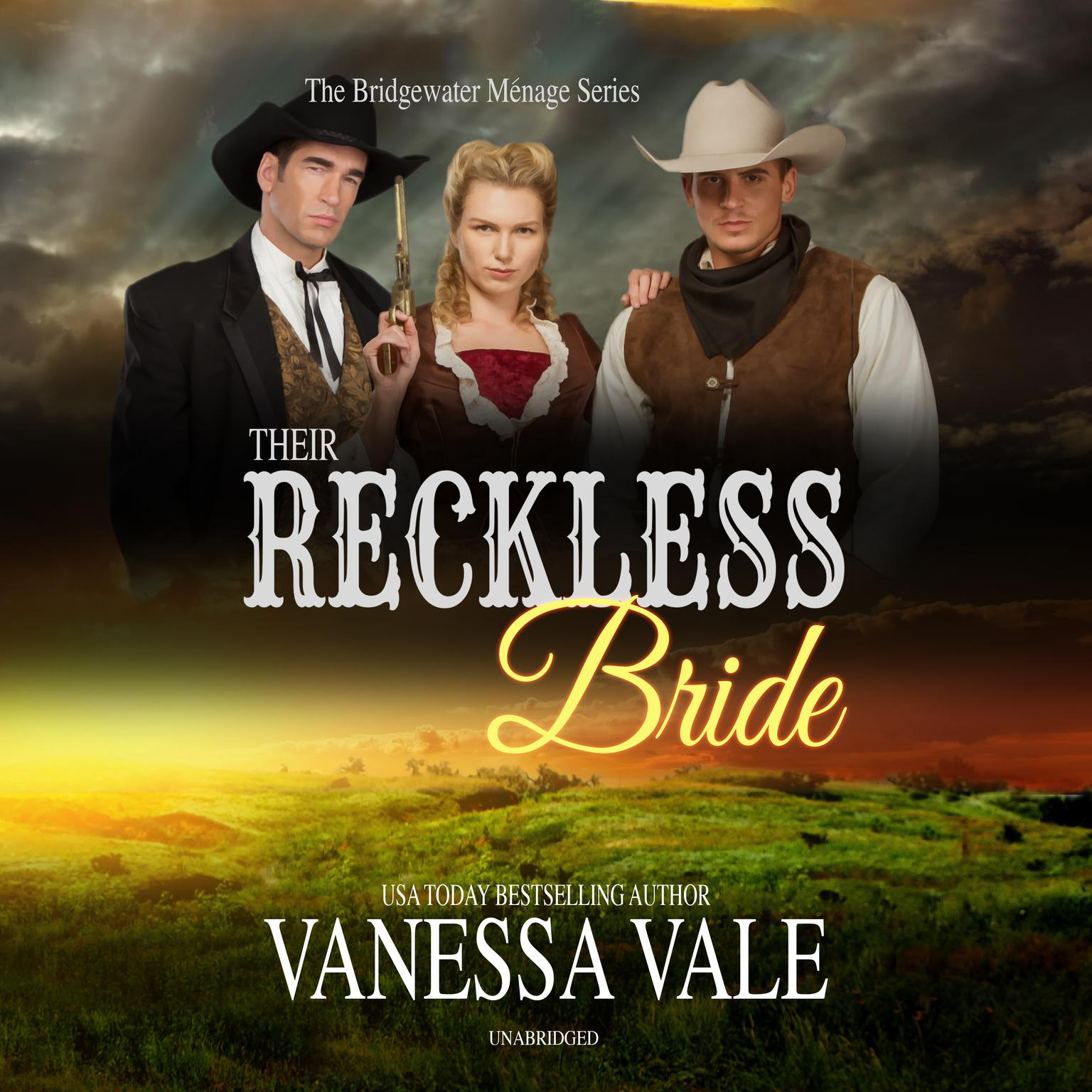 Their Reckless Bride Audiobook, by Vanessa Vale