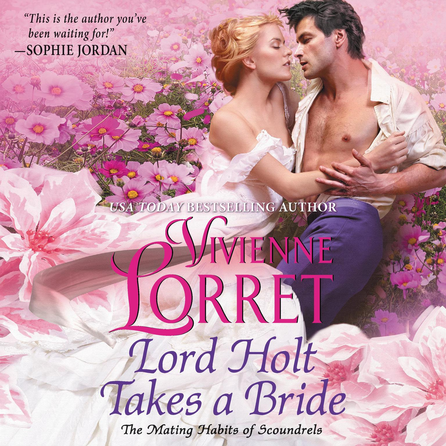 Printable Lord Holt Takes a Bride Audiobook Cover Art