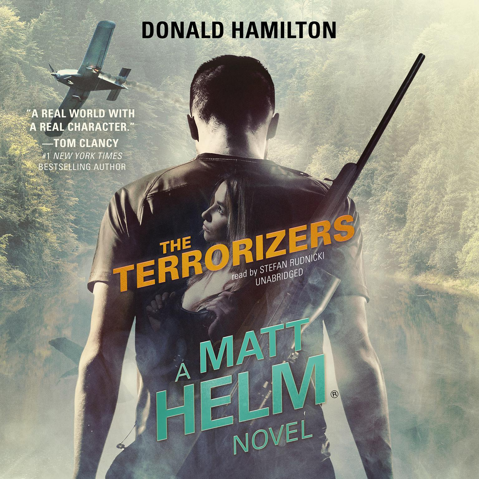 Printable The Terrorizers Audiobook Cover Art