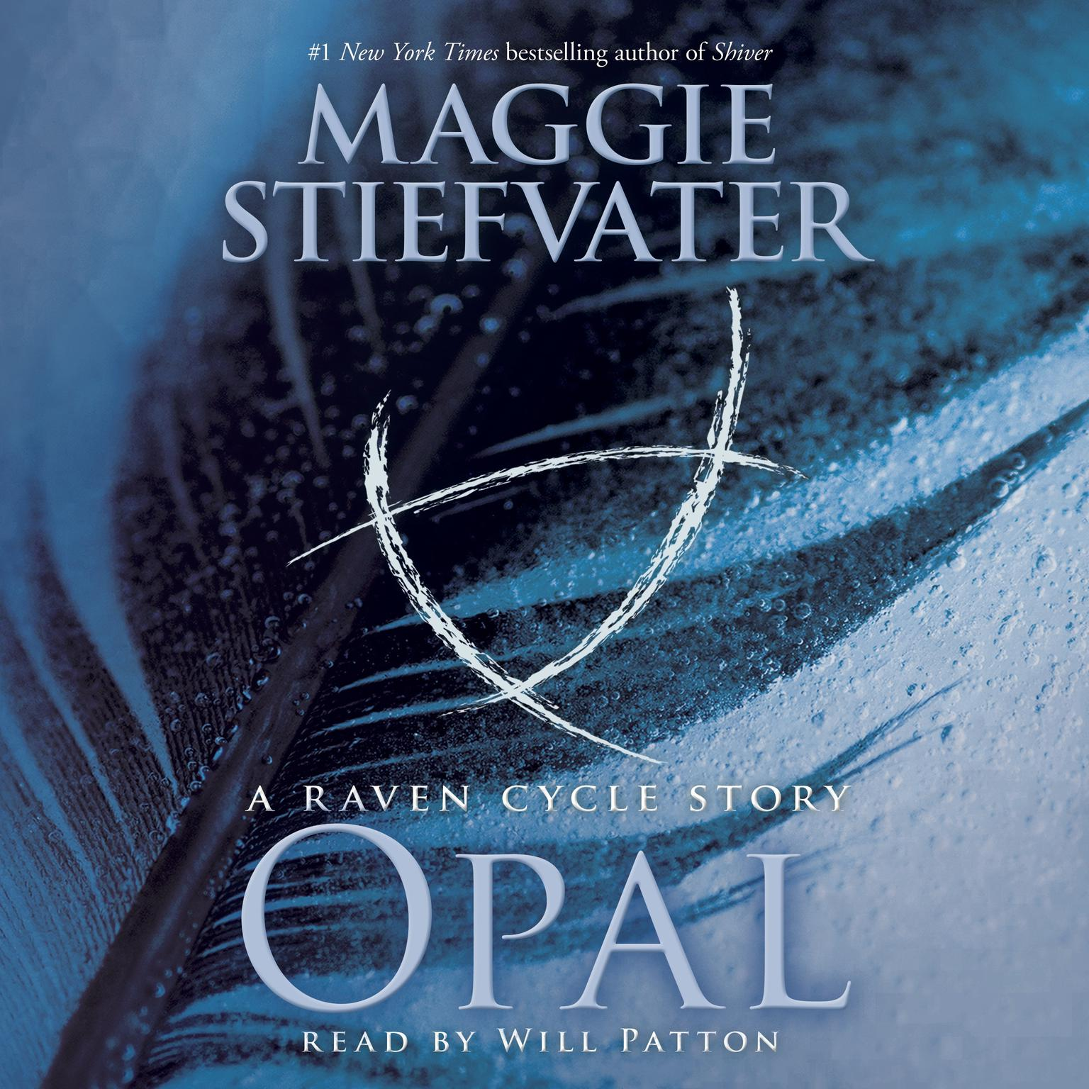Printable Opal: A Raven Cycle Story: A Raven Cycle Story Audiobook Cover Art