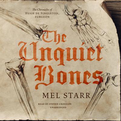 The Unquiet Bones Audiobook, by