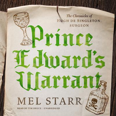Prince Edward's Warrant Audiobook, by