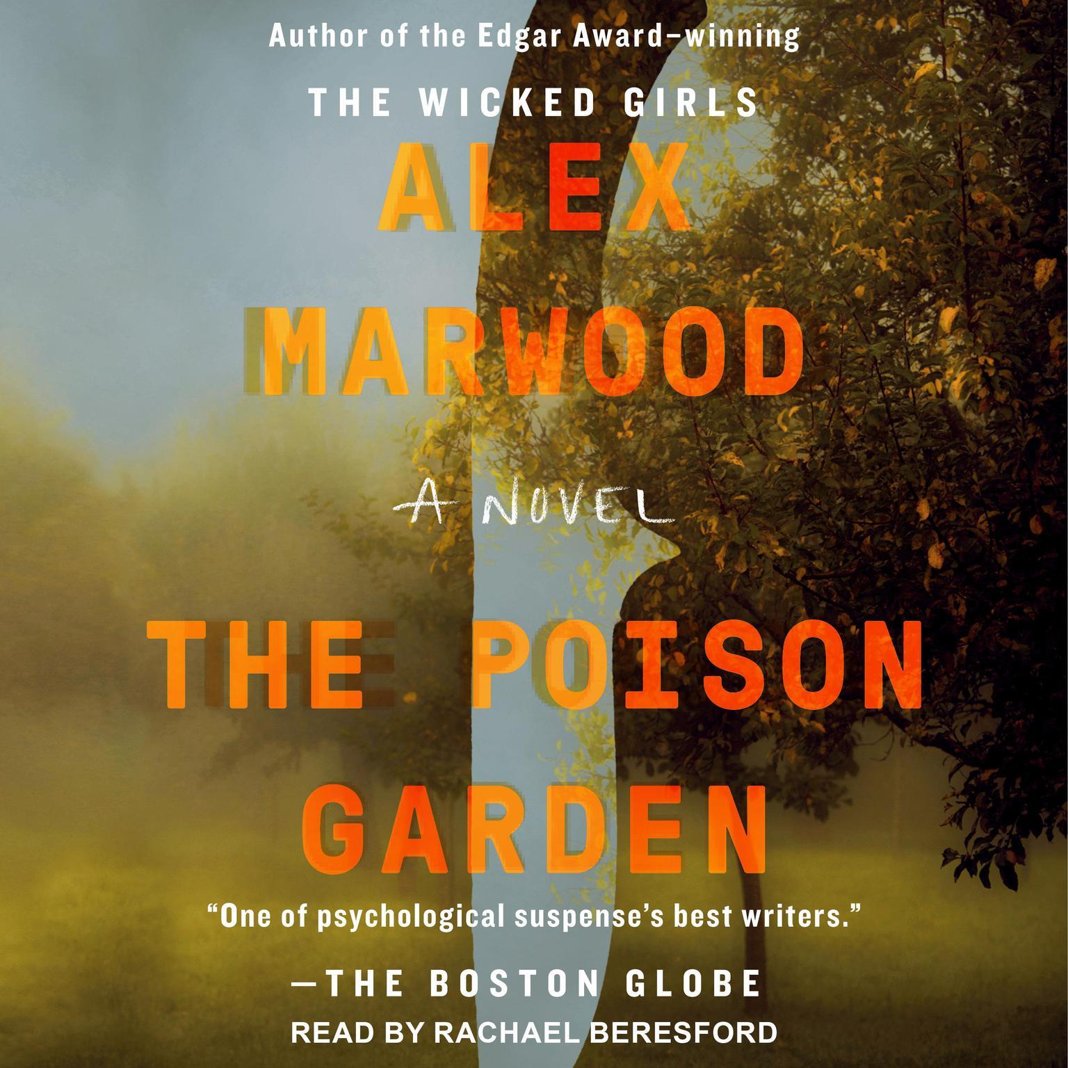 Printable The Poison Garden Audiobook Cover Art