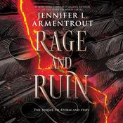 Rage and Ruin Audiobook, by Jennifer L. Armentrout