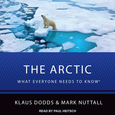 The Arctic: What Everyone Needs to Know Audiobook, by Klaus Dodds
