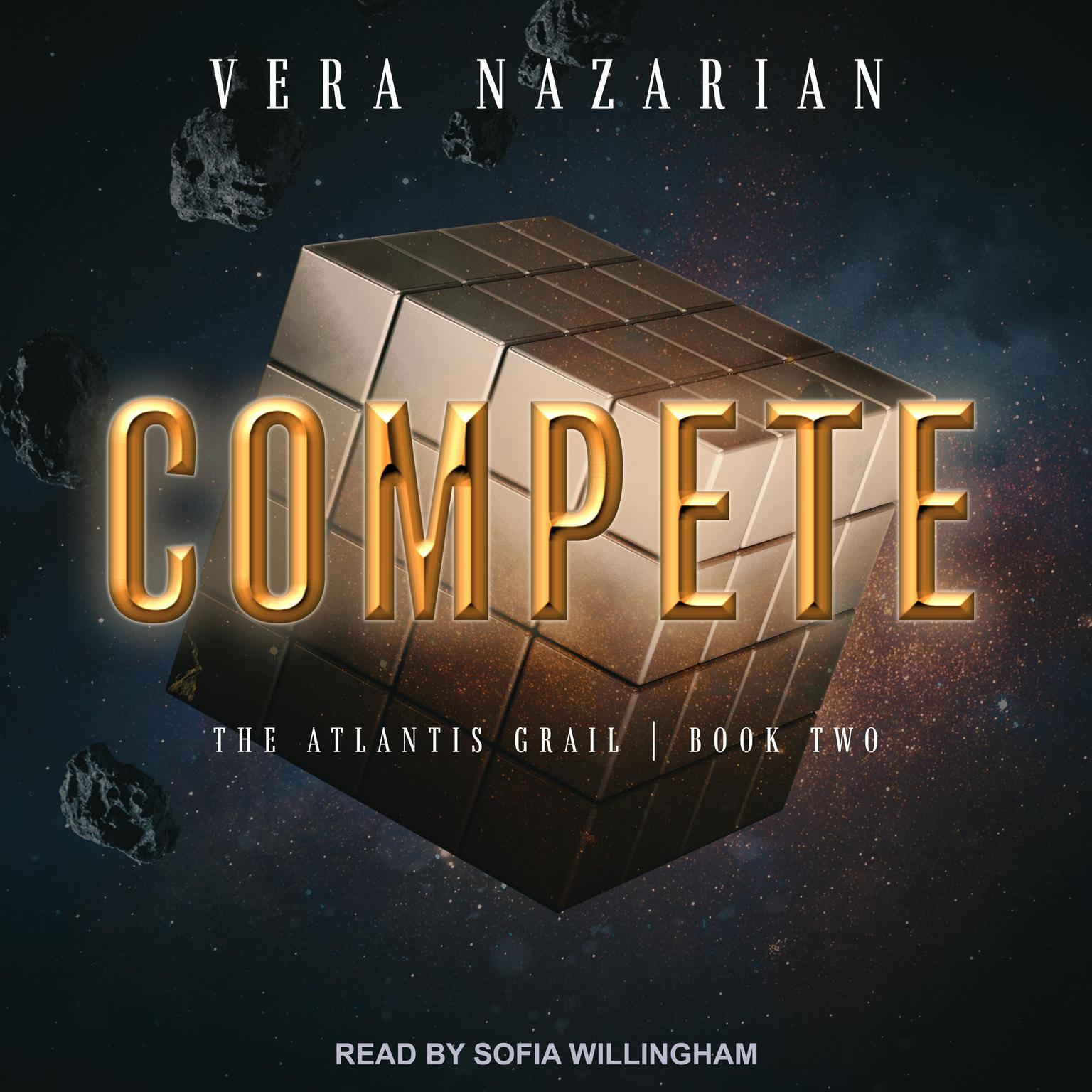Printable Compete Audiobook Cover Art