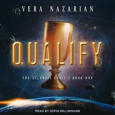 Qualify Audiobook, by Vera Nazarian