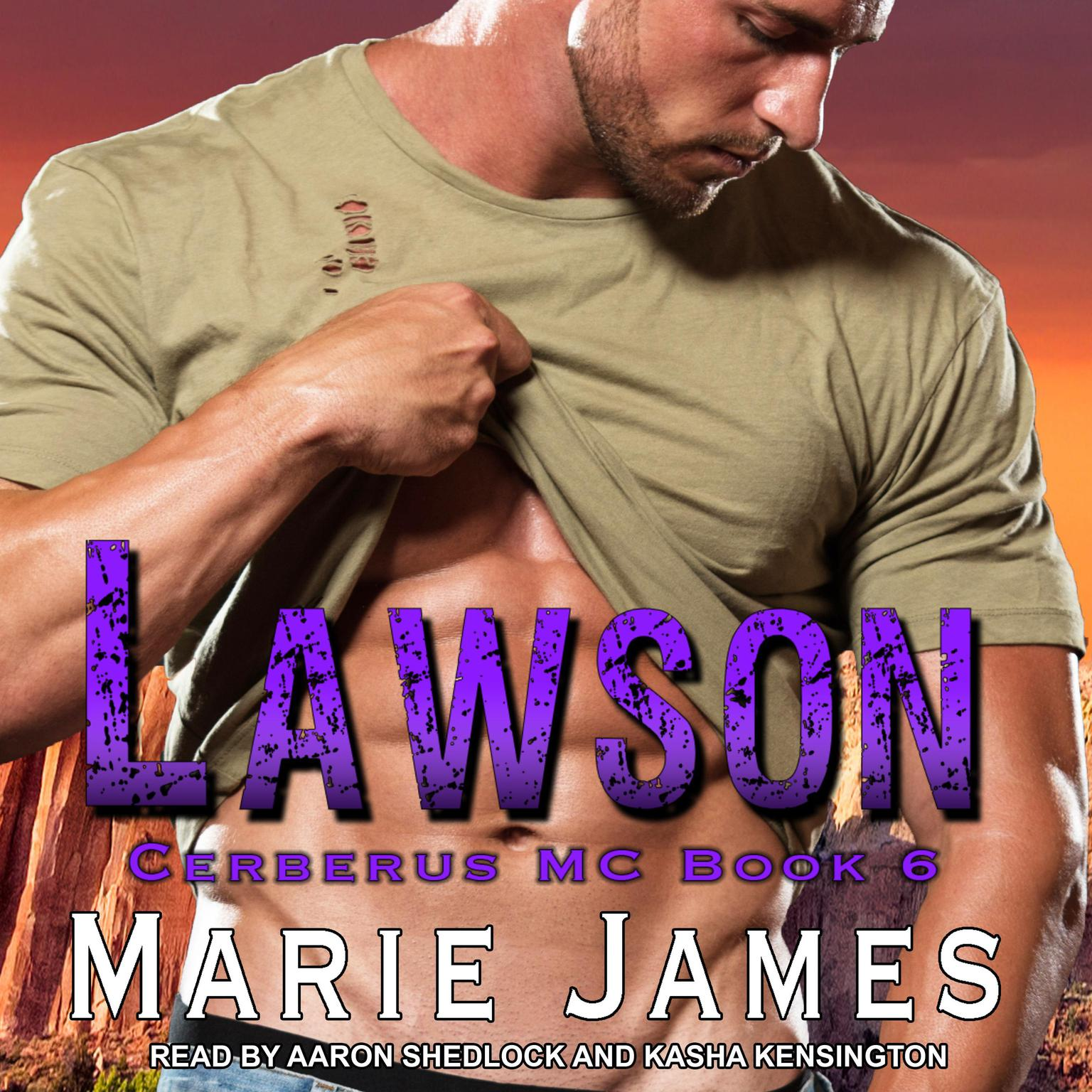 Printable Lawson Audiobook Cover Art