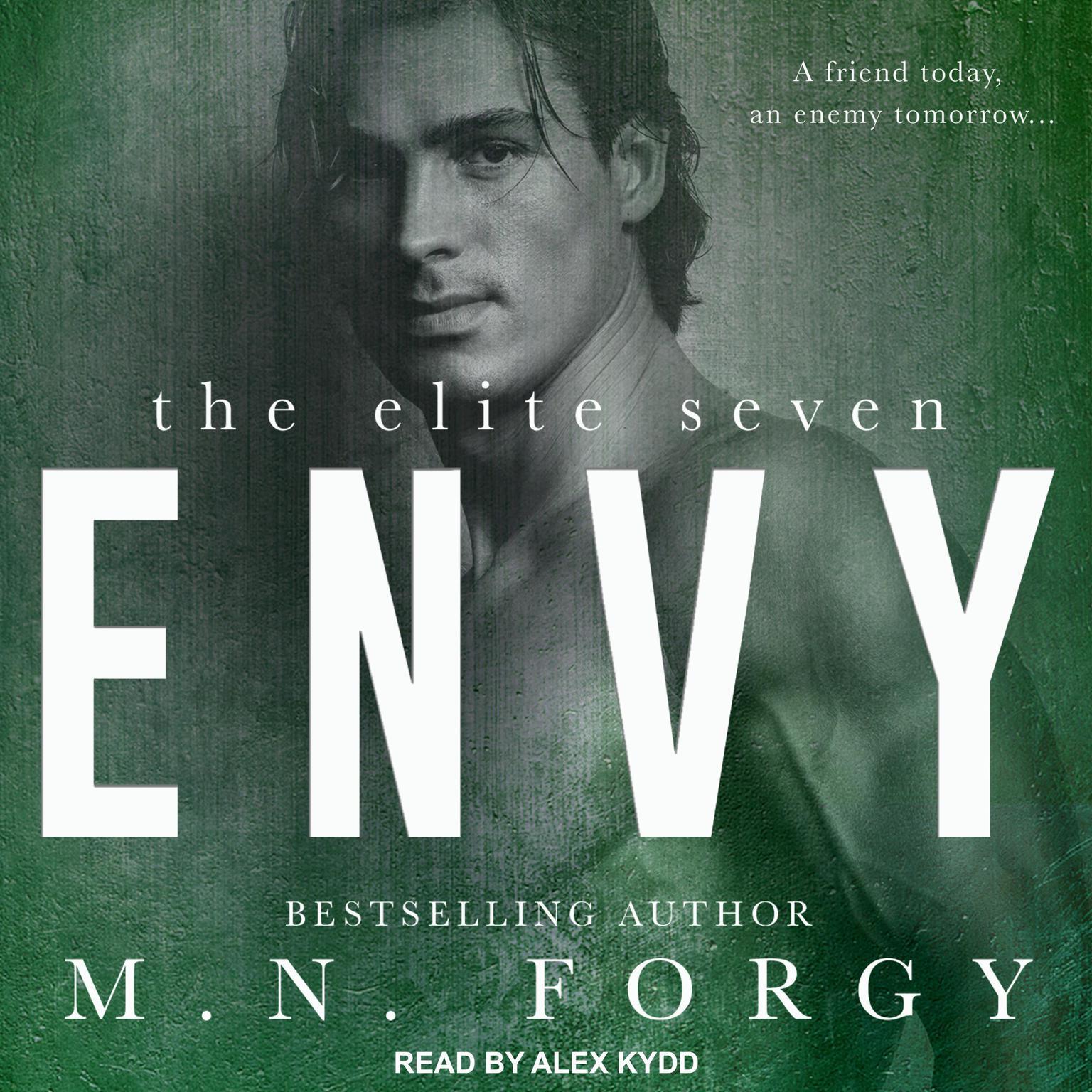 Envy Audiobook, by M. N. Forgy