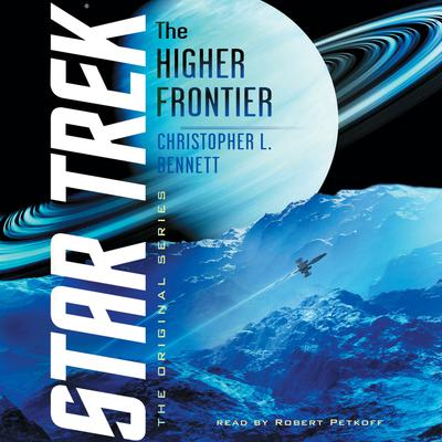 The Higher Frontier Audiobook, by