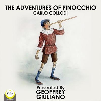 The Adventures of Pinocchio Audiobook, by Carlo Collodi