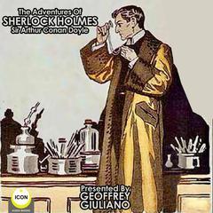 The Adventures of Sherlock Holmes Audiobook, by Arthur Conan Doyle