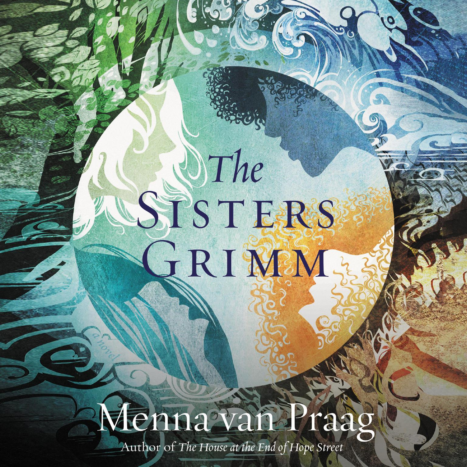 Printable The Sisters Grimm: A Novel Audiobook Cover Art