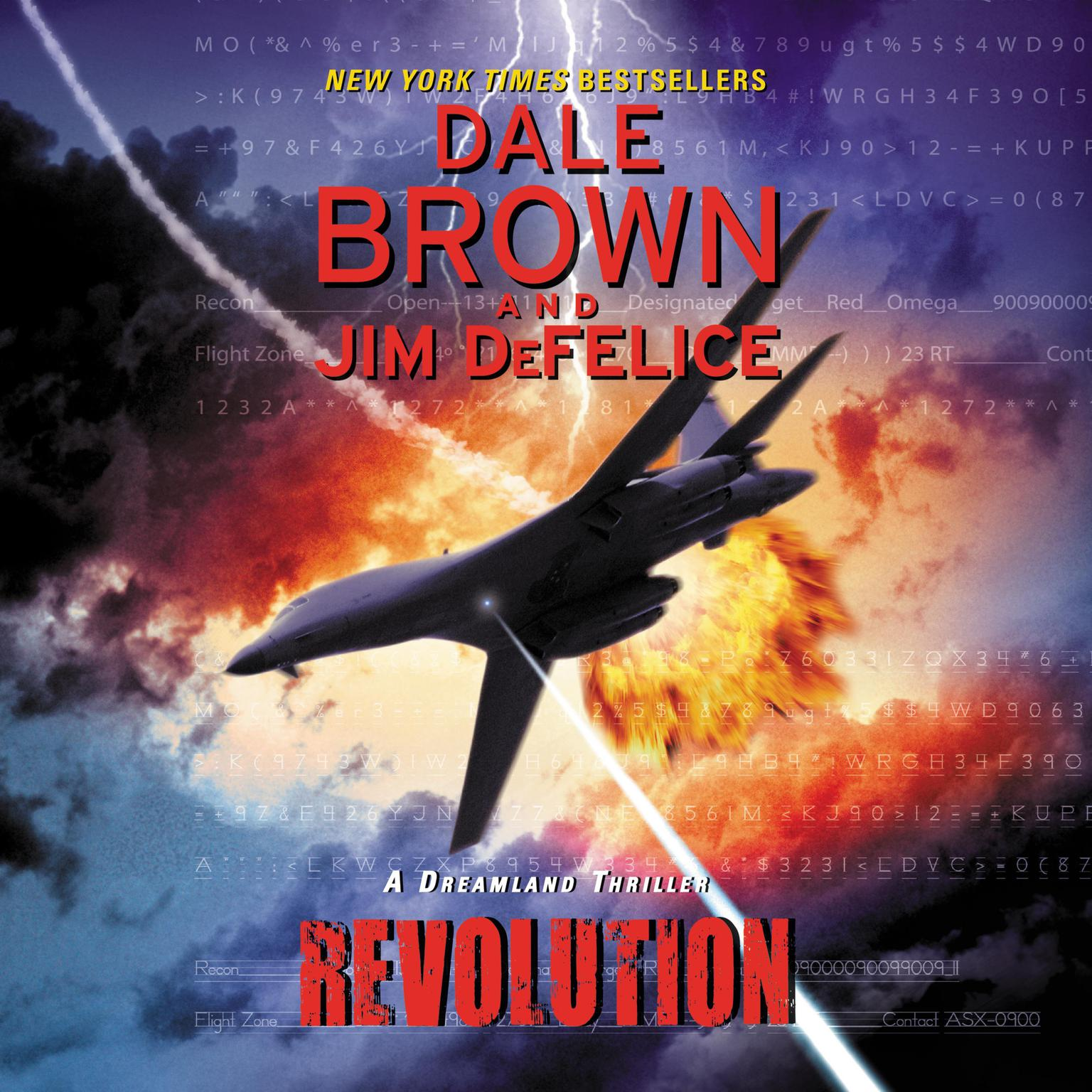 Printable Revolution: A Dreamland Thriller Audiobook Cover Art