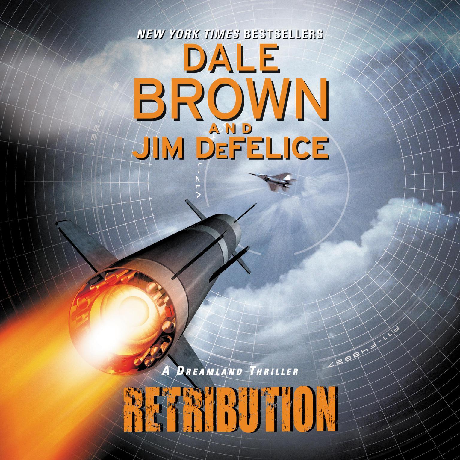 Printable Retribution: A Dreamland Thriller Audiobook Cover Art