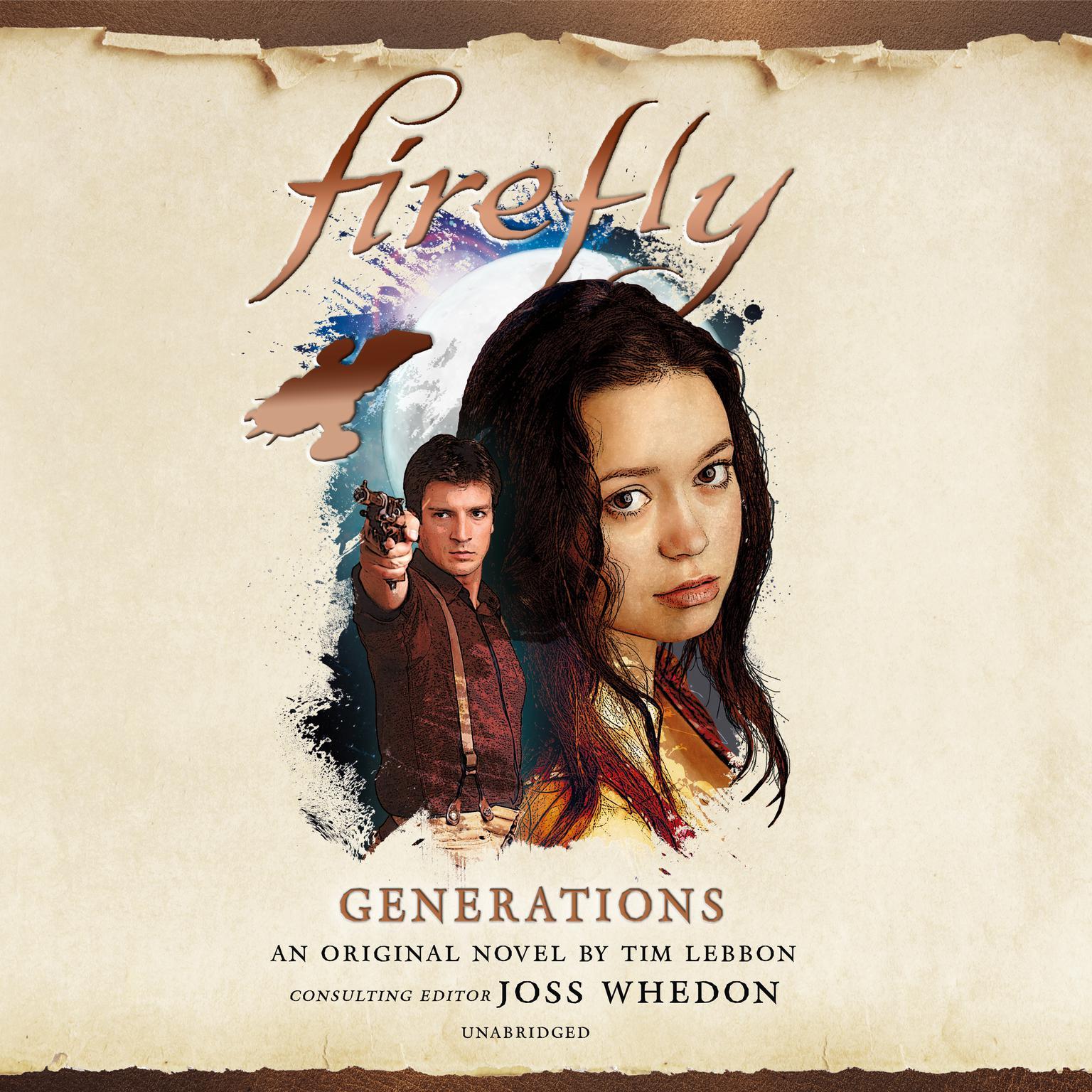 Firefly: Generations Audiobook, by Tim Lebbon
