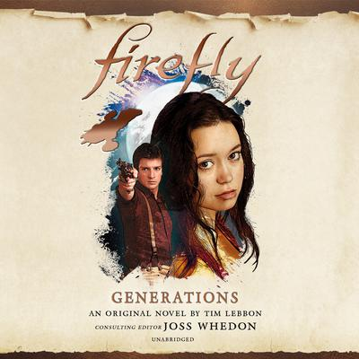 Firefly: Generations Audiobook, by