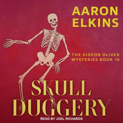 Skull Duggery Audiobook, by Aaron Elkins