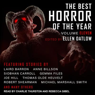 The Best Horror of the Year Volume Eleven Audiobook, by