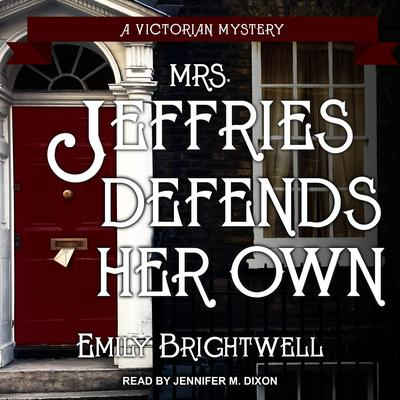 Mrs. Jeffries Defends Her Own Audiobook, by