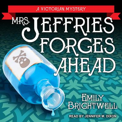 Mrs. Jeffries Forges Ahead Audiobook, by