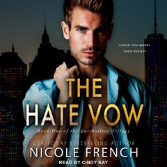 The Hate Vow Audiobook, by Nicole French