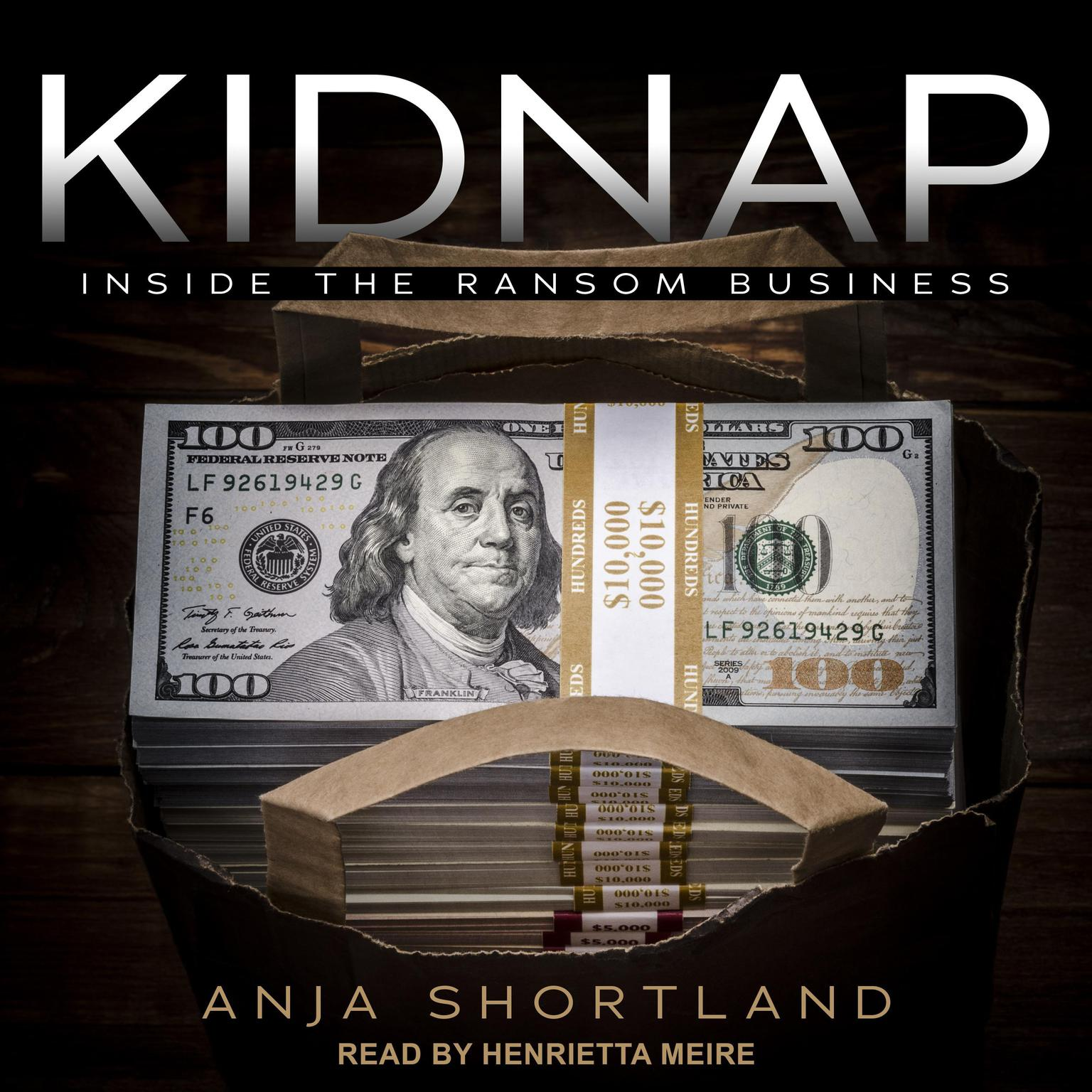 Printable Kidnap: Inside the Ransom Business Audiobook Cover Art