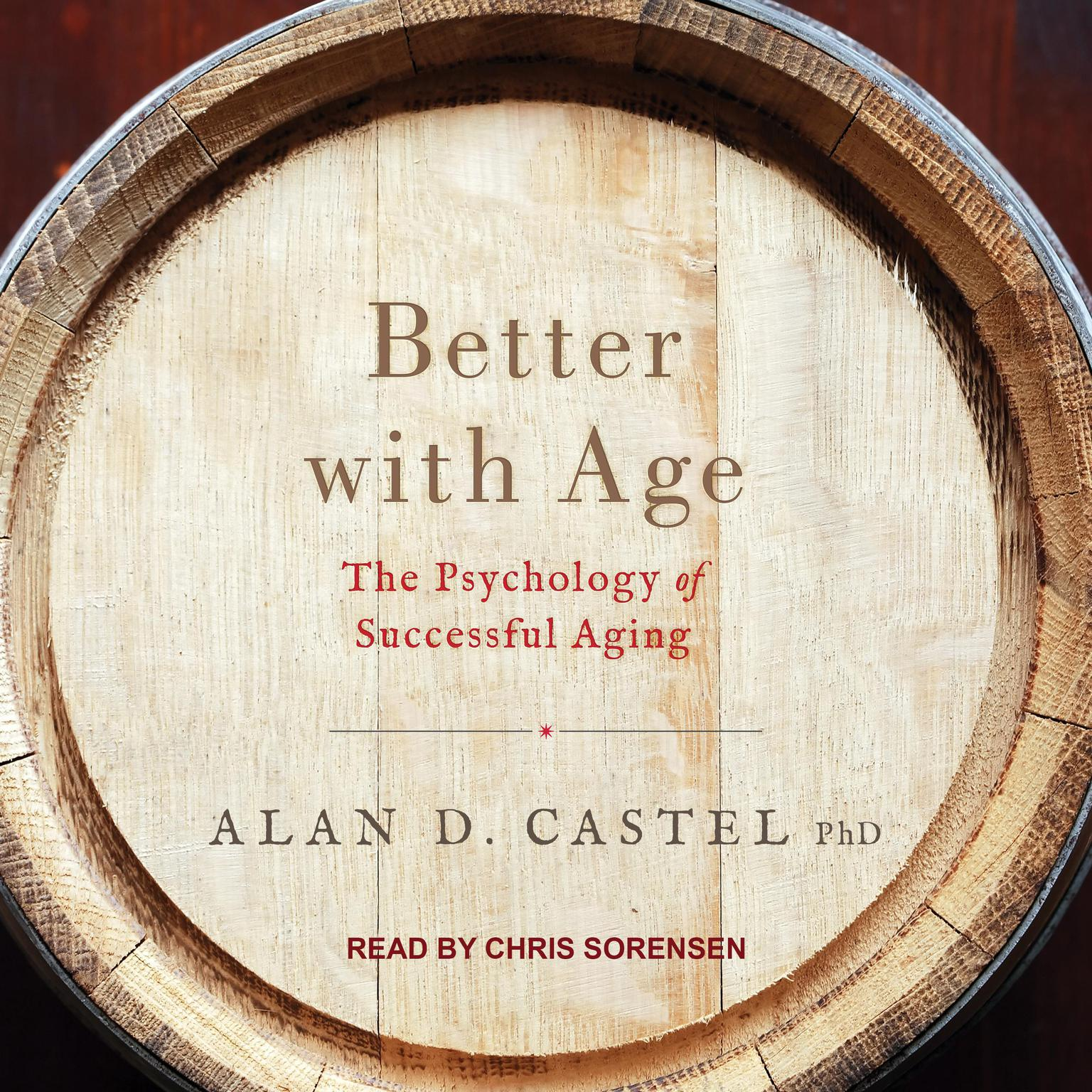 Printable Better with Age: The Psychology of Successful Aging Audiobook Cover Art