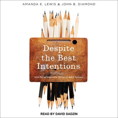 Despite the Best Intentions: How Racial Inequality Thrives in Good Schools Audiobook, by Amanda E. Lewis