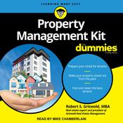 Property Management Kit For Dummies Audiobook, by Robert S. Griswold