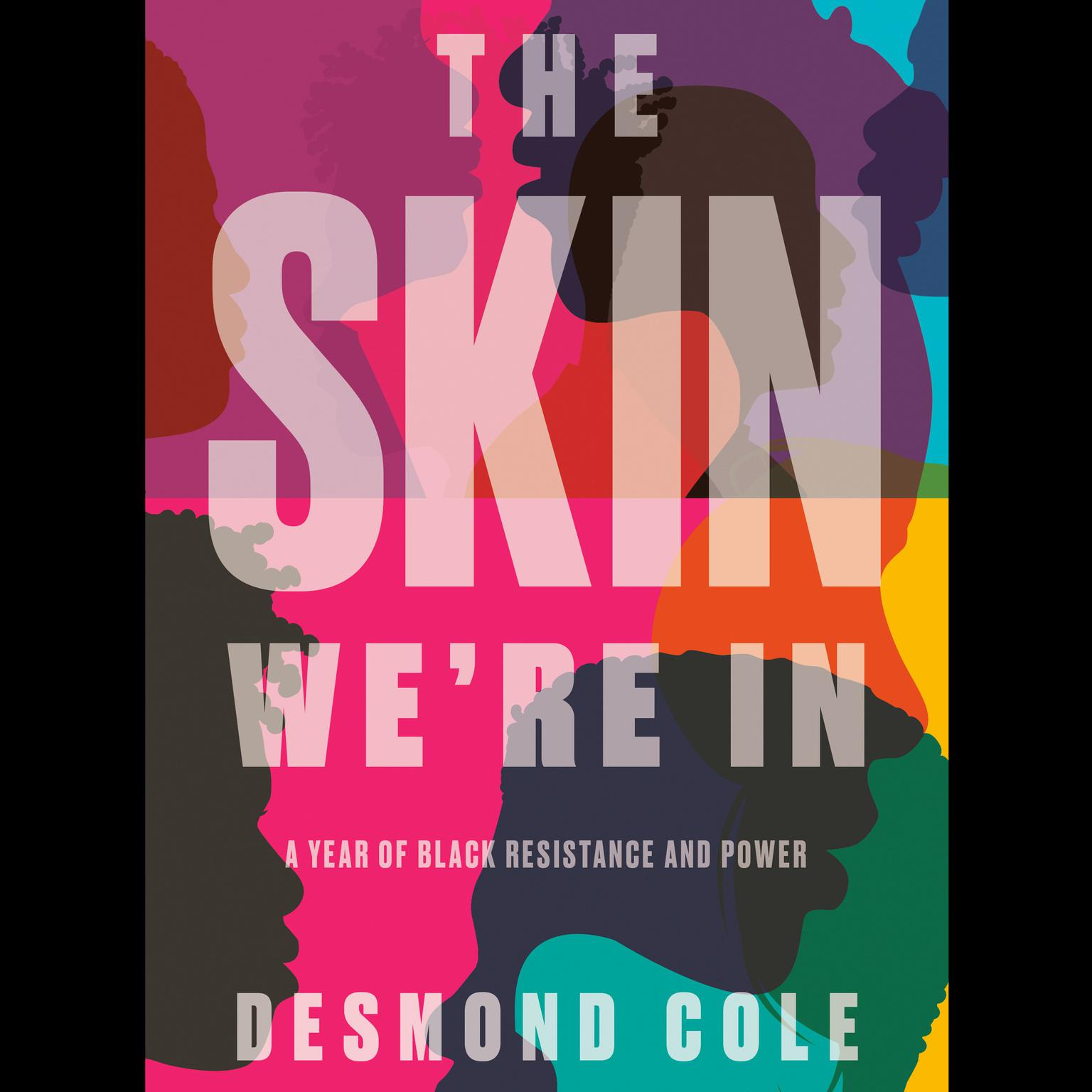 Printable The Skin We're In: A Year of Black Resistance and Power Audiobook Cover Art